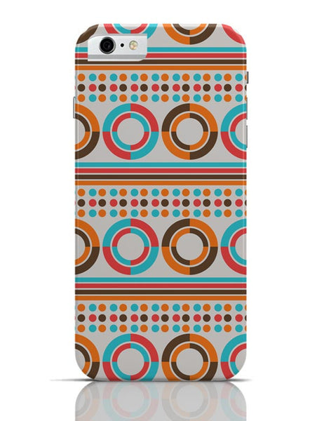 African geometric textile pattern iPhone 6 6S Covers Cases Online India