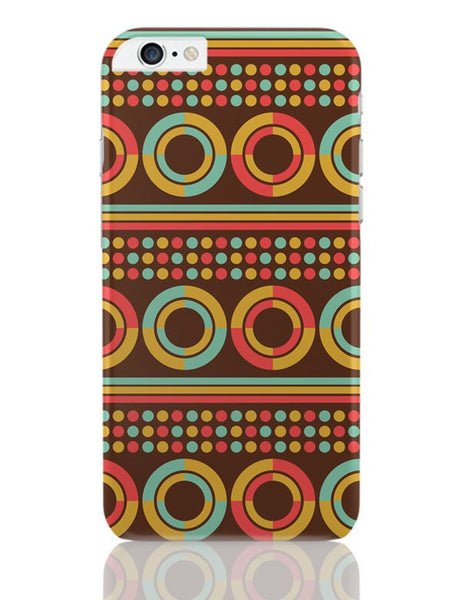 African pattern with geometric shapes iPhone 6 Plus / 6S Plus Covers Cases Online India