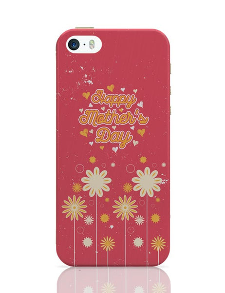 Happy mother s day floral greeting iPhone Covers Cases Online India