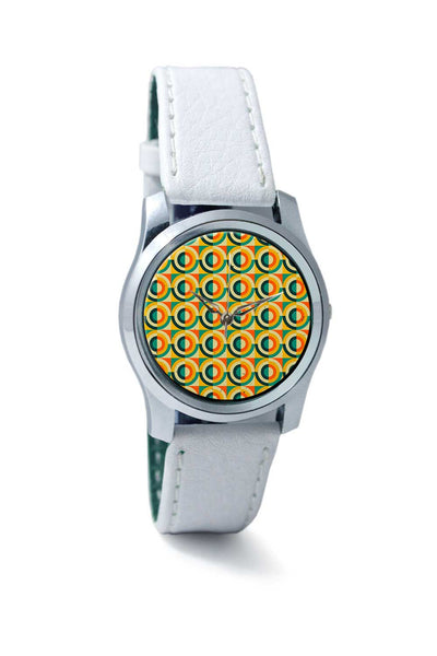 Women Wrist Watch India | Seamless vintage geometric Wrist Watch Online India