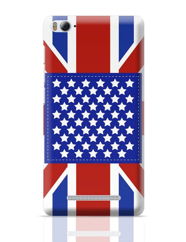 American Flag  Xiaomi Mi 4i Covers Cases Online India