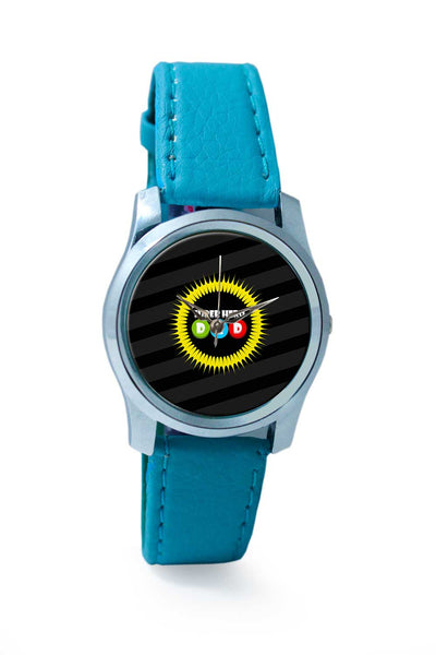 Women Wrist Watch India | Super hero dad Wrist Watch Online India