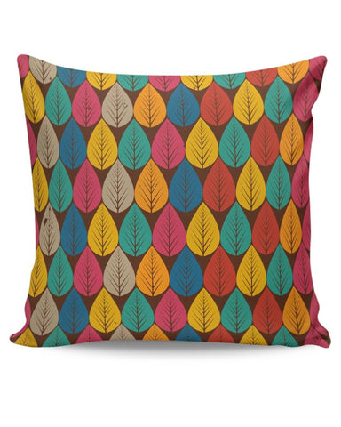 Seamless Floral Background Cushion Cover Online India
