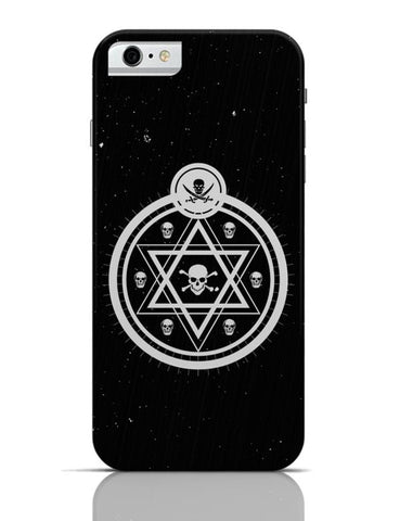 Astrological Skull iPhone 6 / 6S Covers Cases