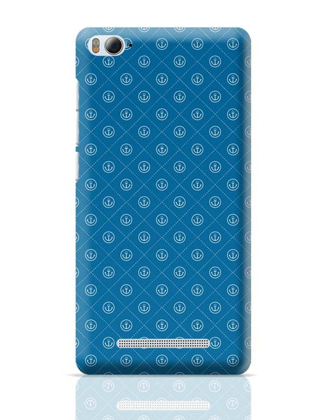 Abstract Anchor on Blue Background Xiaomi Mi 4i Covers Cases Online India