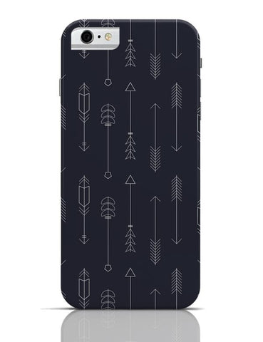 Arrows Seamless Background iPhone 6 / 6S Covers Cases