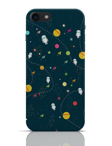 Space planets background iPhone 7 Covers Cases Online India