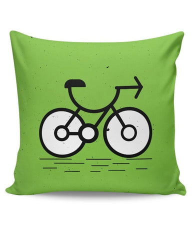 Bicycle  Cushion Cover Online India
