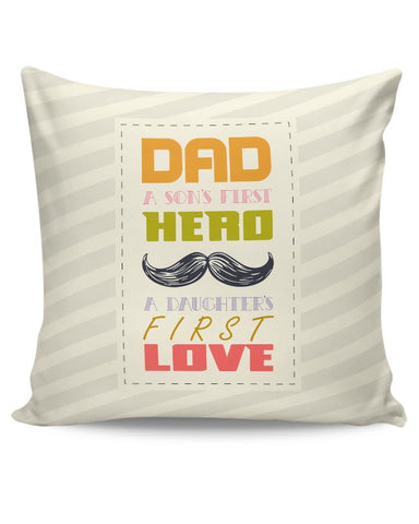 Dad Advice Cushion Cover Online India