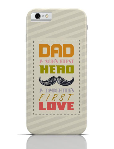 Dad Advice iPhone 6 / 6S Covers Cases