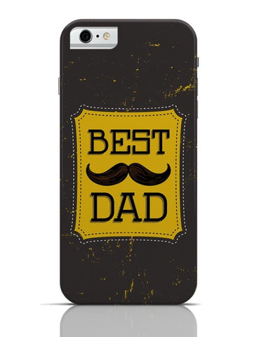 Best dad with moustache iPhone 6 / 6S Covers Cases
