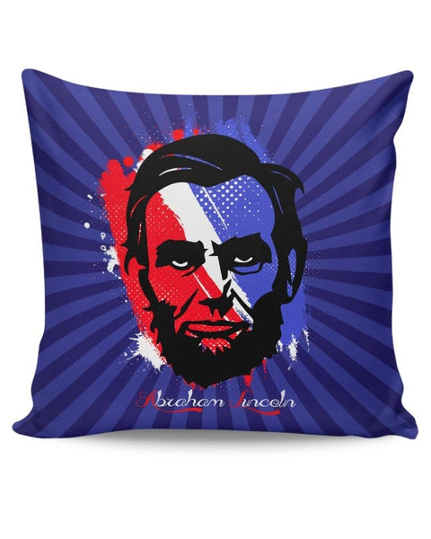 Abraham Lincoln Cushion Cover Online India