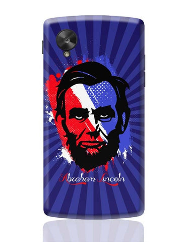 Abraham Lincoln Google Nexus 5 Covers Cases Online India