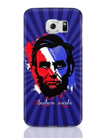 Abraham Lincoln Samsung Galaxy S6 Covers Cases Online India