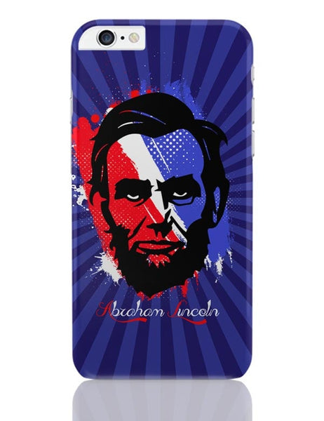 Abraham Lincoln iPhone 6 Plus / 6S Plus Covers Cases Online India