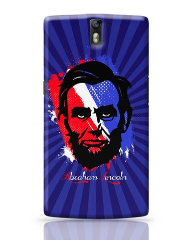 Abraham Lincoln OnePlus One Covers Cases Online India
