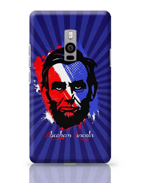 Abraham Lincoln OnePlus Two Covers Cases Online India