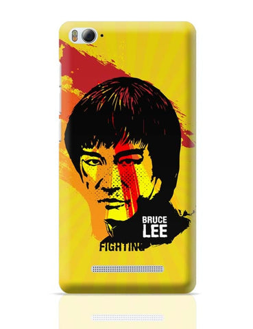Bruce Lee Xiaomi Mi 4i Covers Cases Online India