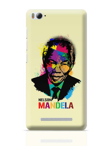 Nelson Mandela Xiaomi Mi 4i Covers Cases Online India