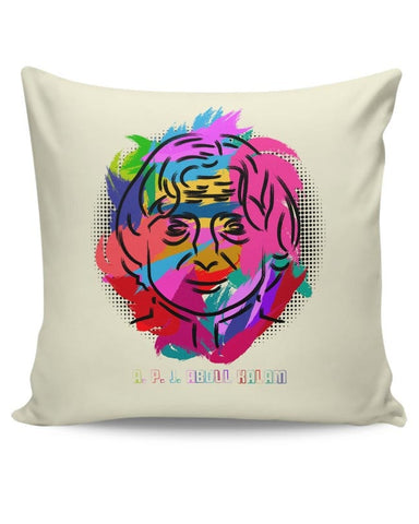 A. P. J. Abdul Kalam Cushion Cover Online India