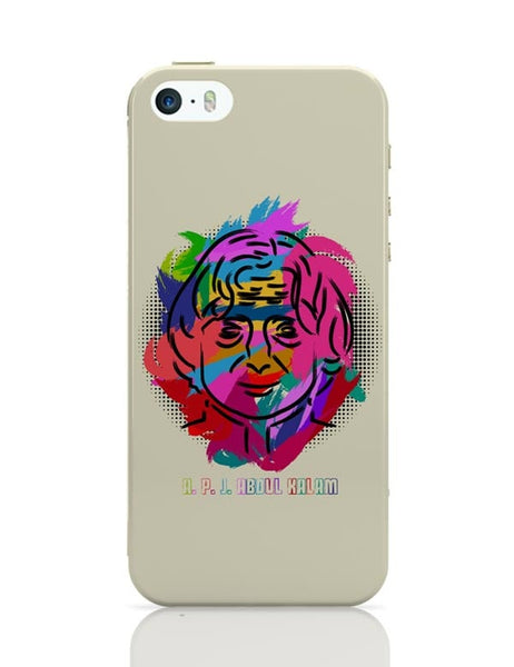 A. P. J. Abdul Kalam iPhone 5/5S Covers Cases Online India