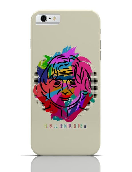 A. P. J. Abdul Kalam iPhone 6 / 6S Covers Cases