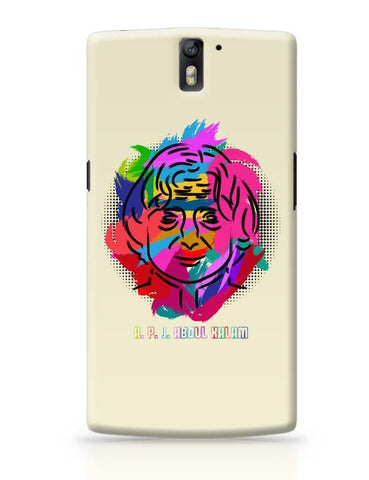 A. P. J. Abdul Kalam OnePlus One Covers Cases Online India
