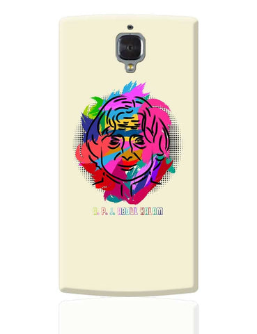 A. P. J. Abdul Kalam OnePlus 3 Cover Online India