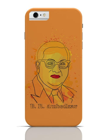 B. R. Ambedkar iPhone 6 / 6S Covers Cases