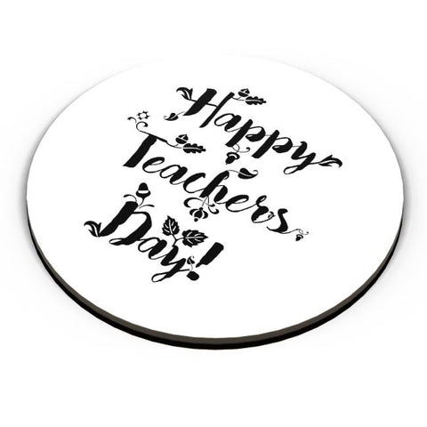 Happy Teachers Day Calligraphy Fridge Magnet Online India