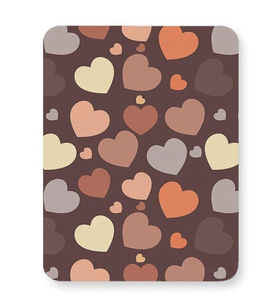 Chocolate Love Hearts Mousepad Online India