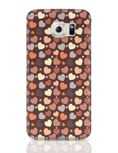 Chocolate Love Hearts Samsung Galaxy S6 Covers Cases Online India
