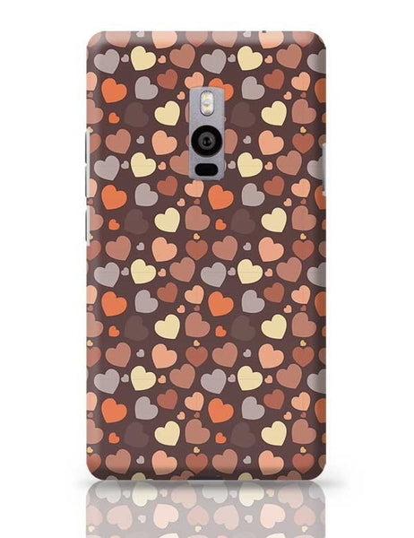 Chocolate Love Hearts OnePlus Two Covers Cases Online India
