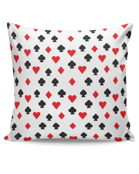 Playing Cards Cushion Cover Online India