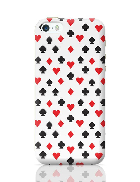 Playing Cards iPhone 5/5S Covers Cases Online India