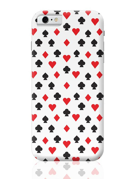Playing Cards iPhone 6 6S Covers Cases Online India