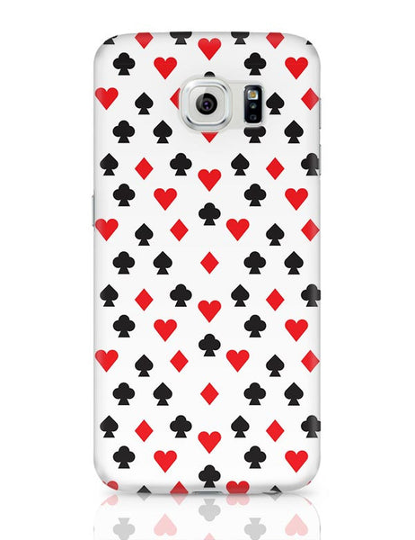 Playing Cards Samsung Galaxy S6 Covers Cases Online India