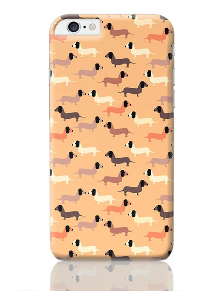 vector dog seamless pattern iPhone 6 Plus / 6S Plus Covers Cases Online India