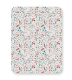 Seamless leaves and floral pattern Mousepad Online India