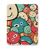 Funny Colorful Doodles Mousepad Online India