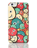 Funny Colorful Doodles iPhone 6 Plus / 6S Plus Covers Cases Online India