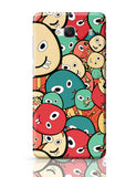 Funny Colorful Doodles Redmi 2 / Redmi 2 Prime Covers Cases Online India
