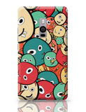 Funny Colorful Doodles OnePlus Two Covers Cases Online India