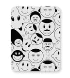 Black And White Doodle Mousepad Online India