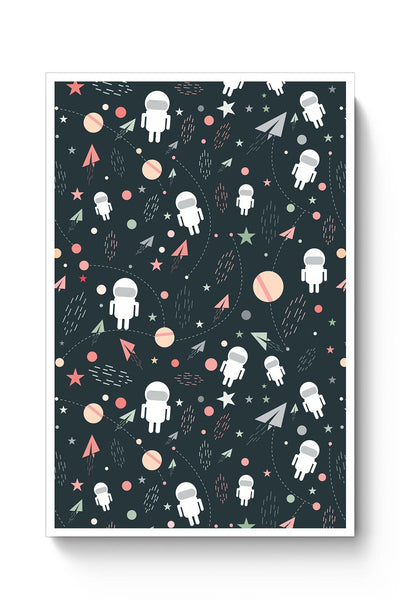 Planets stars and other objects in space Poster Online India