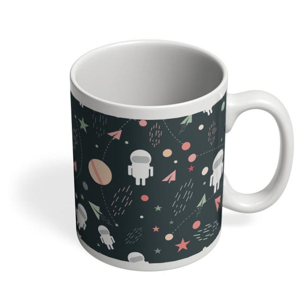 Planets stars and other objects in space Coffee Mug Online India
