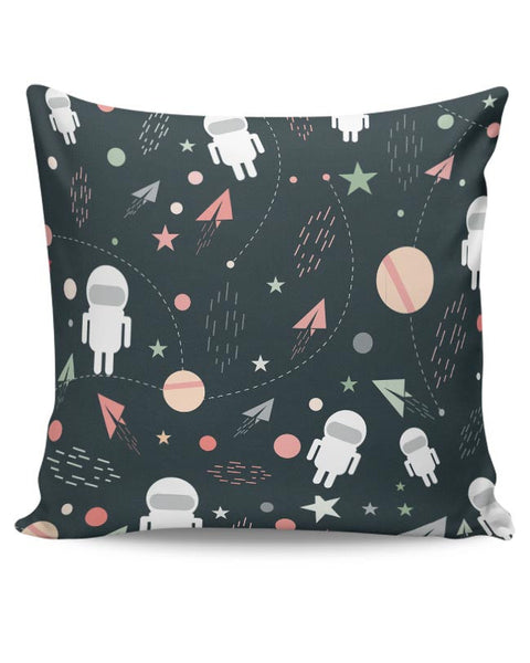 Planets stars and other objects in space Cushion Cover Online India