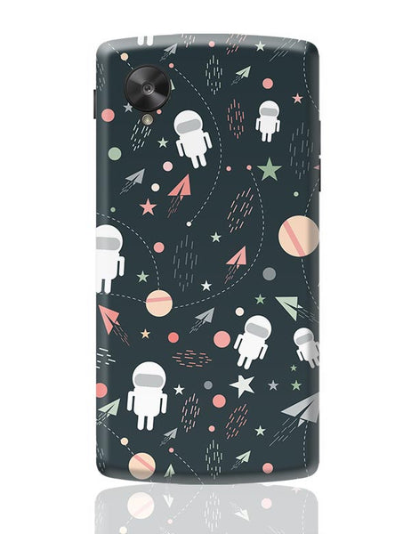 Planets stars and other objects in space Google Nexus 5 Covers Cases Online India