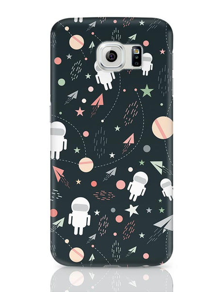 Planets stars and other objects in space Samsung Galaxy S6 Covers Cases Online India