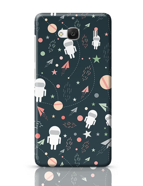 Planets stars and other objects in space Redmi 2 / Redmi 2 Prime Covers Cases Online India